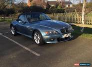 BMW Z3 2.8 Roadster Convertible Manual  for Sale