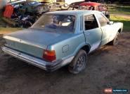 ford TE cortina sedan 6cyl  for Sale