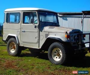 Classic toyota landcruiser bj40 for Sale