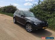 BMW X3 2.0d auto 2008MY M Sport for Sale