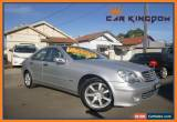 Classic 2005 Mercedes-Benz C200 W203 Upgrade Kompressor Classic Automatic 5sp A Sedan for Sale