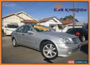 2005 Mercedes-Benz C200 W203 Upgrade Kompressor Classic Automatic 5sp A Sedan for Sale