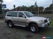 Toyota Landcruiser 100 Series for Sale