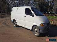 Toyota HIACE 2002 Very Clean and Straight for Sale