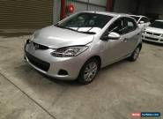 2009 mazda 2 5spd 5dr  low 38km books damage front repairable drives for Sale