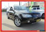 Classic 2005 Ford Territory SX Ghia Black Automatic 4sp A Wagon for Sale
