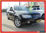 2005 Ford Territory SX Ghia Black Automatic 4sp A Wagon for Sale