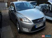 2007 Ford Mondeo Ghia 2.0 TDCi 140 Diesel - Silver for Sale