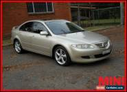 2003 Mazda 6 GG Luxury Beige Automatic 4sp A Hatchback for Sale