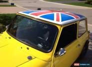 1976 Mini Classic Mini for Sale