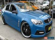 2015 Holden Commodore VF MY15 SS Perfect Blue Automatic 6sp A Sedan for Sale