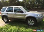 Ford Escape 2004 XLT 4WD SUV for Sale