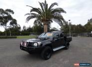 2008 Mazda BT-50 UNY0E3 DX Black Manual 5sp M 4D UTILITY for Sale