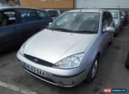 Ford Focus Zetec 5dr PETROL AUTOMATIC 2003/03 for Sale