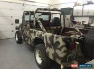 Jeep: CJ Scrmbler for Sale