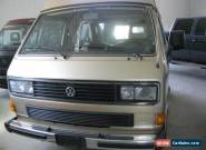 1986 Volkswagen Bus/Vanagon for Sale