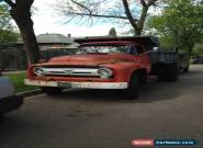 Ford: Other Pickups Big Job for Sale
