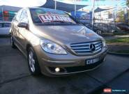 2008 Mercedes-Benz B200 245 08 Upgrade Gold Automatic A Hatchback for Sale