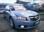 2010 Holden Cruze JG CDX Light Blue Automatic 6sp A Sedan for Sale