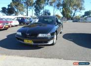 2000 Mitsubishi Magna TH Solara Black Automatic 4sp A Sedan for Sale
