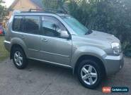 nissan x-trail 2003 Luxury automatic 7 seats may s w a p for Sale
