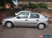 VAUXHALL ASTRA CLUB 1.6 SILVER for Sale