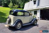 Classic 1935 Chevrolet Other 2 Door  for Sale