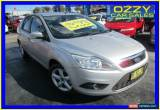 Classic 2010 Ford Focus LV TDCi Silver Manual 6sp M Hatchback for Sale