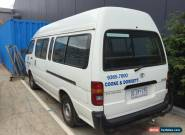 Toyota Hiace Communter Bus for Sale