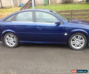 Classic 2004 VAUXHALL VECTRA SRI 16V BLUE for Sale
