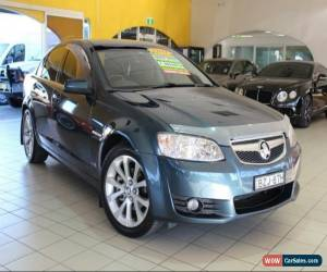 Classic 2011 Holden Berlina INTERNATIONAL Berlina Blue Automatic A Sedan for Sale
