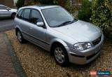 Classic Mazda 323F GXI Car - 9 months MOT.  99p start, no reserve so grab a bargain! for Sale