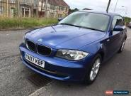 BMW 118i SE 2.0 PETROL 141BHP STUNNING CAR CREAM HEATED LEATHER NO RESERVE for Sale
