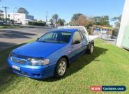 FORD FALCON BF XL UTE 2006 for Sale