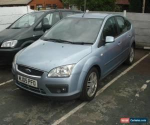 2005 Ford Focus Ghia T Blue Spares Repair