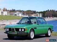 1972 BMW 3.0 CSi for Sale