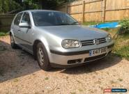 VW Golf SE 1.6 spares and repairs for Sale