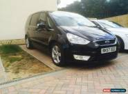 2007 '57 Ford Galaxy Ghia 1.8 TDCI - 6 Speed Manual for Sale