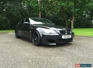 BMW M5 BLACK STUNNING CAR HEAD TURNER for Sale