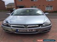 2008 VAUXHALL ASTRA SXI TWINPORT SILVER for Sale