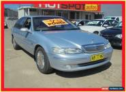 1996 Ford Fairlane NL Ghia Silver Automatic 4sp A Sedan for Sale