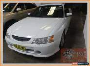2003 Holden Commodore VY S White Automatic 4sp A Utility for Sale