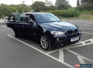 BMW X5 3.0D M SPORT 5S AUTO BLACK 2009 for Sale