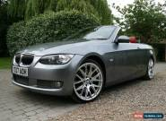 BMW 335i SE CONVERTIBLE *HIGH SPEC* for Sale