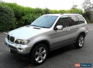 2005 BMW X5 Sport D/ Panoramic Roof/ Digital TV / 95k Miles/Full Service History for Sale