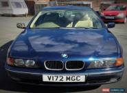 BMW 523i Automatic Biarritz Blue for Sale