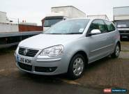 VOLKSWAGEN POLO S 75 SILVER 2006 41,000m low mileage full history  for Sale