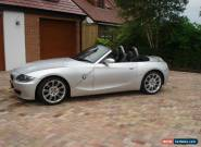 2007 bmw z4 2.5si m sport roadster,low miles for Sale