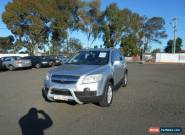 2008 Holden Captiva CG MY08 LX (4x4) Silver Automatic 5sp A Wagon for Sale