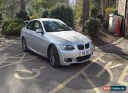 bmw 325d m sport 3.0d 2008 for Sale